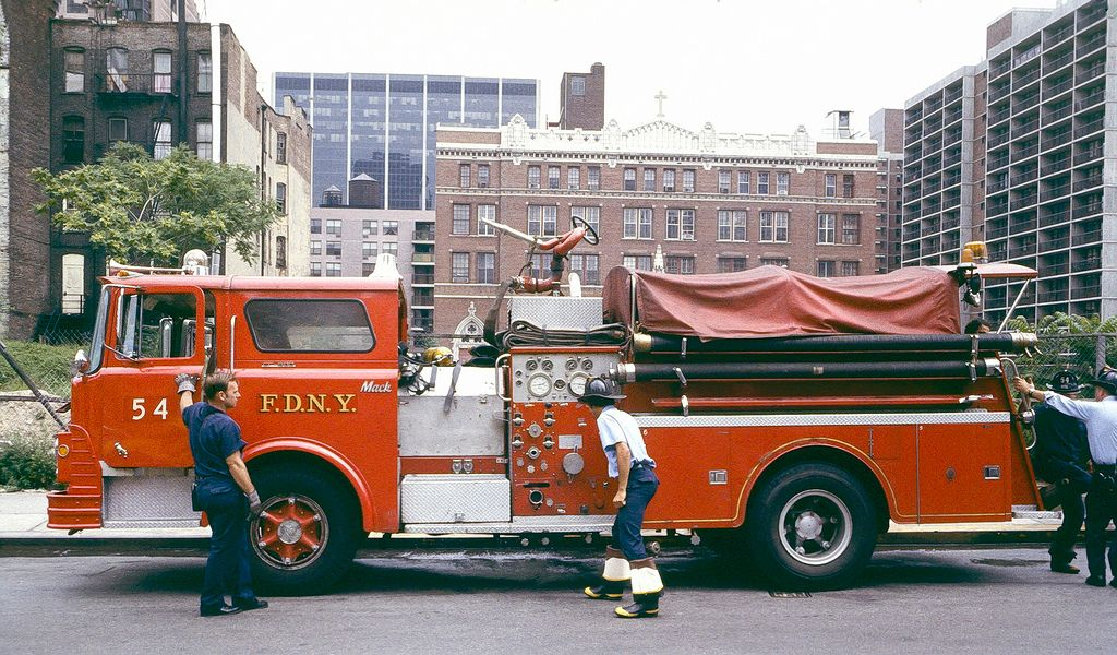 F.D.N.Y. Engine 54 Fire trucks, Fdny, Rescue vehicles