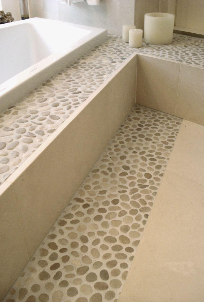 mozaiek tegels - pebbles | badkamer / bathroom | pinterest, Badkamer