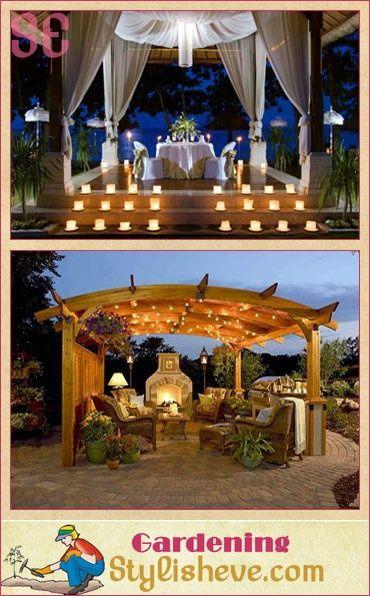 Romantic Ideas for Home Garden