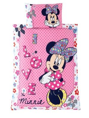 Minnie Mouse Toddler Bedding Set - Shopaholic, http://www.very.co ...