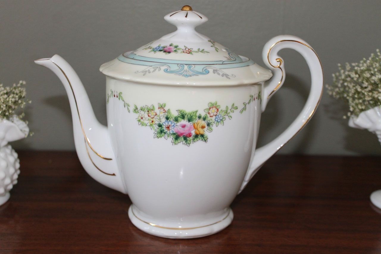 Beautiful Teapot Beautiful Vintage Teapot From Southern Vintage Rental