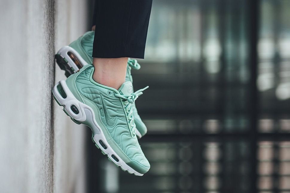 799f1959affe The Nike WMNS Air Max Plus SE Satin Pack is Releasing Beyond Foot Locker