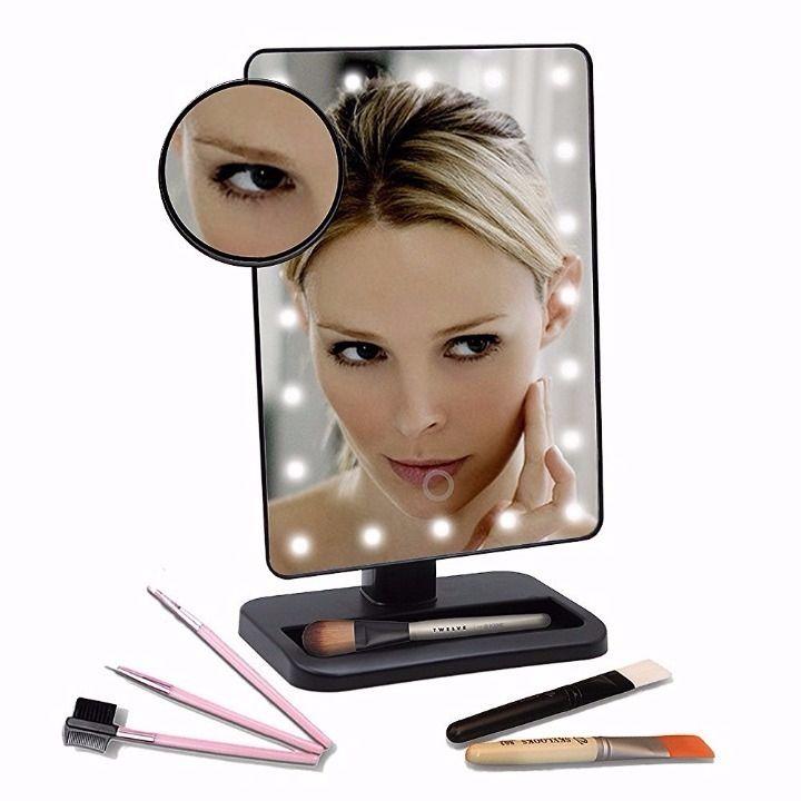 メルカリ商品: 【未開封品】卓上LED化粧鏡 #メルカリ