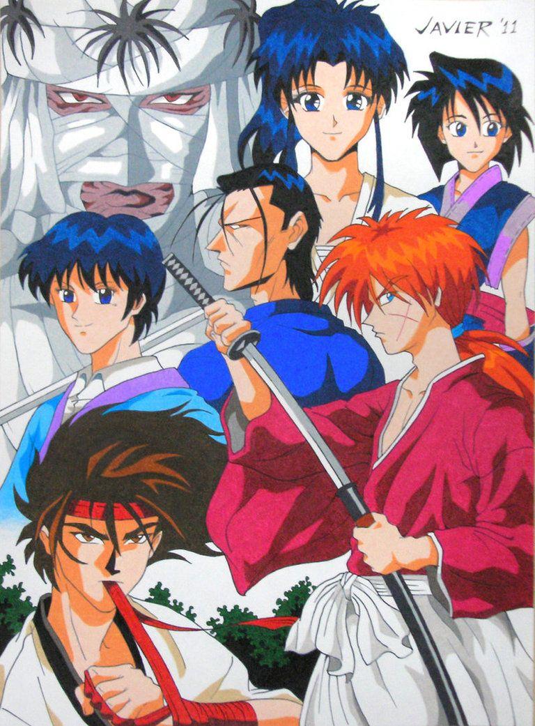 Rurouni Kenshin by Neokoi on DeviantArt (With images