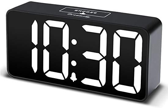 Bedside Alarm Clocks Amazon