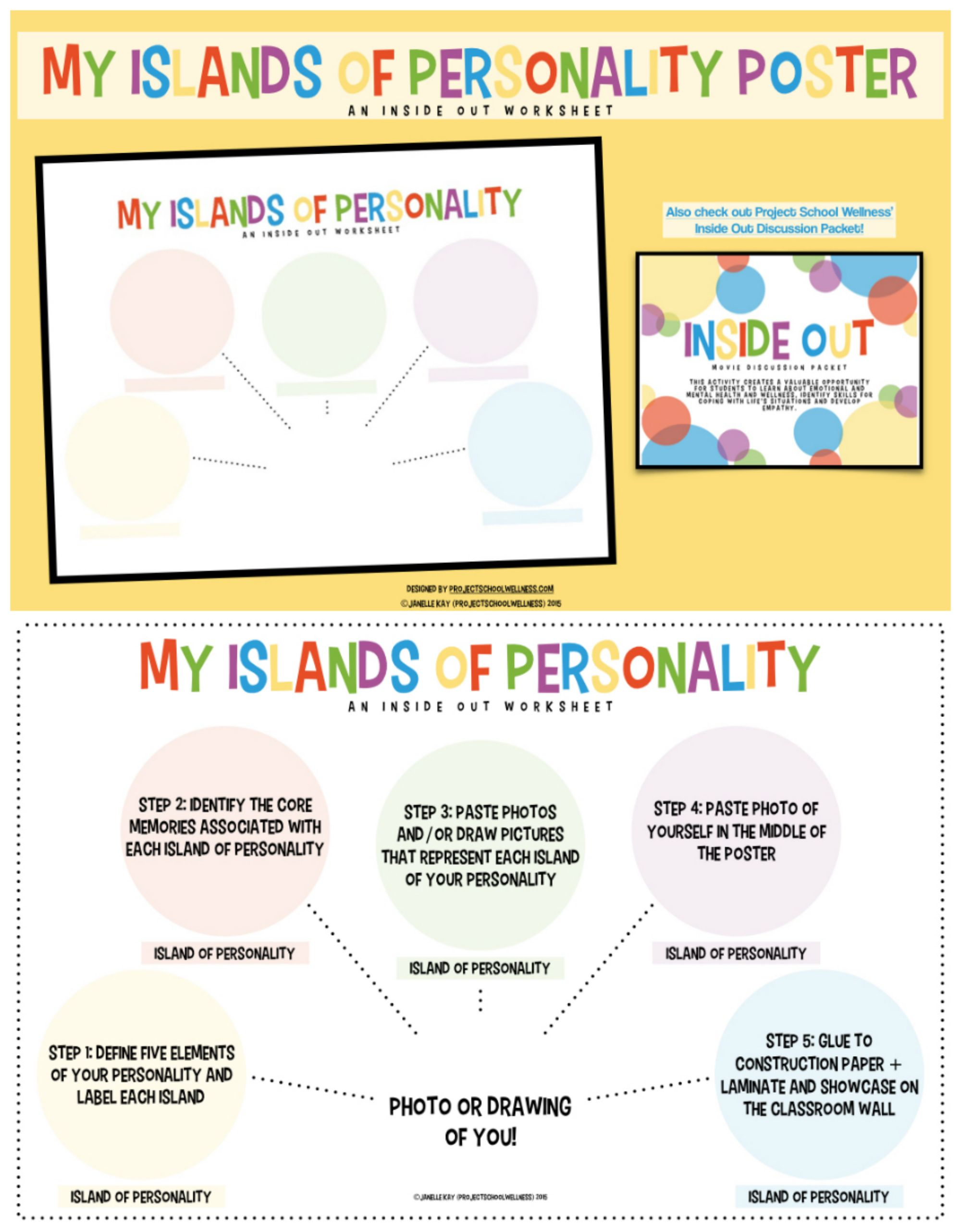 Teach Kids About Their Core Identity This Inside Out