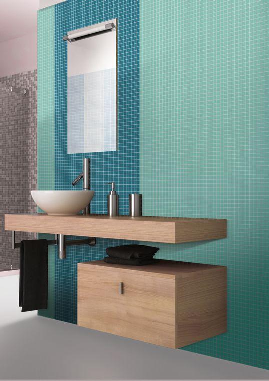 NITCO Mosaico in 2020 | Bathroom tile designs, Tile ...