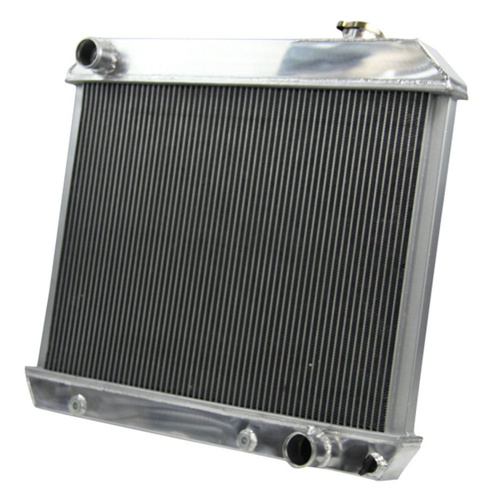 """2 Row 1/"""" Discount Champion Radiator for 1963 1964 1965 1966 Chevy C//K Series"""