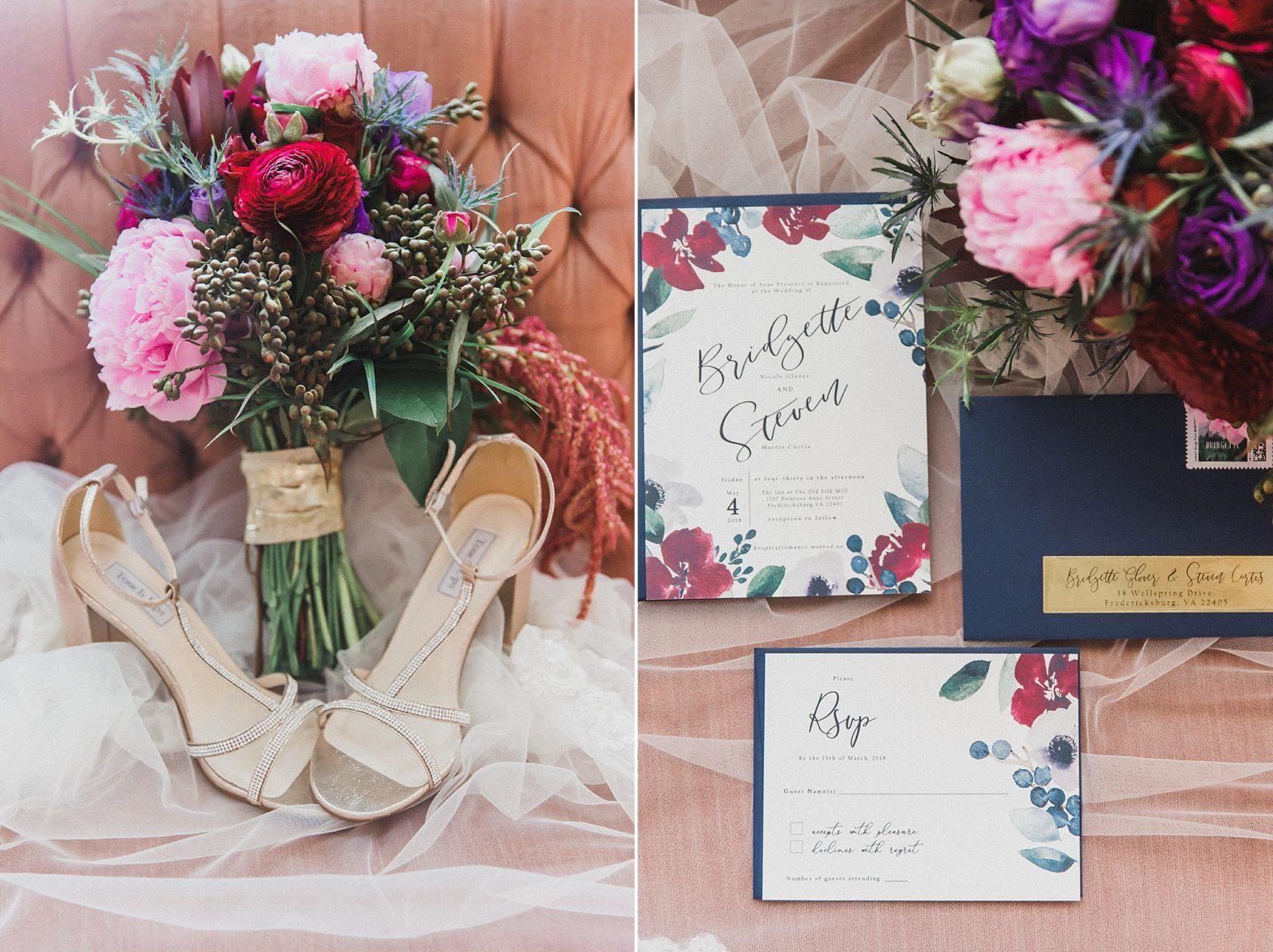 Bridgette Steven M Harris Studios Spring Wedding Season Virginia Weddings Va Wedding