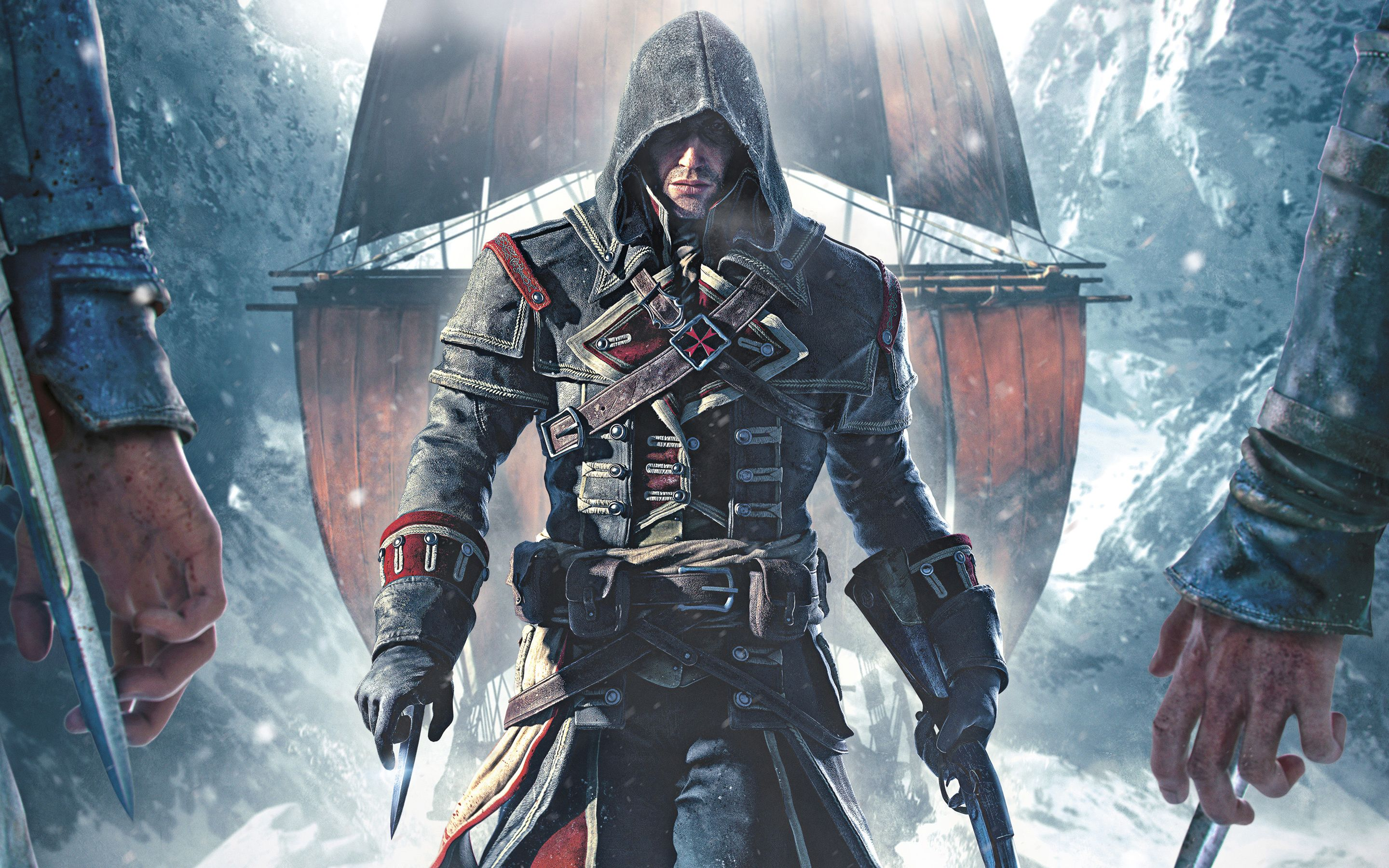 Assassin's Creed Rogue Comes out Tomorrow, Check out the