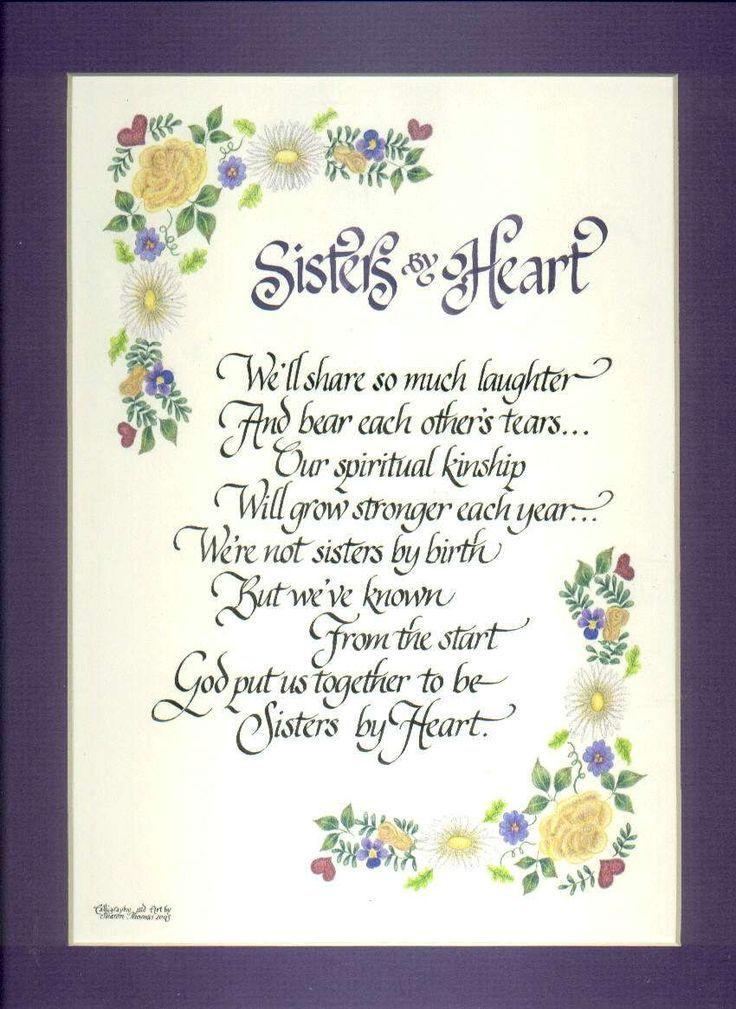 Sister Poems - Poem Pile | quotes | Pinterest | Sister ...