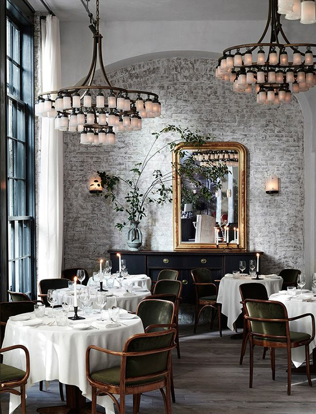 Sunday dinner at a restaurant - desire to inspire ...