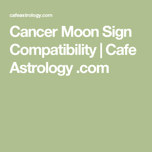 cafe astrology taurus moon