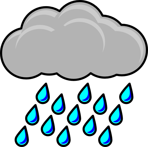 rain clipart pictures clipart panda free clipart images rh pinterest com raining clipart pictures raining day clipart