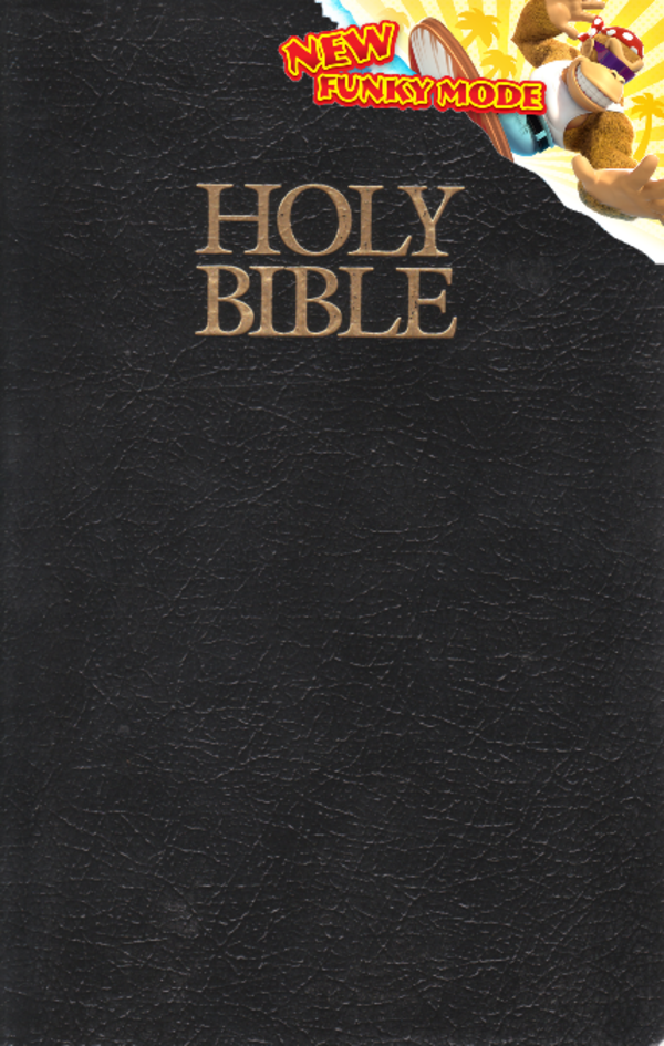 More Accurate Bible New Funky Mode Funky Know Your Meme Bible News