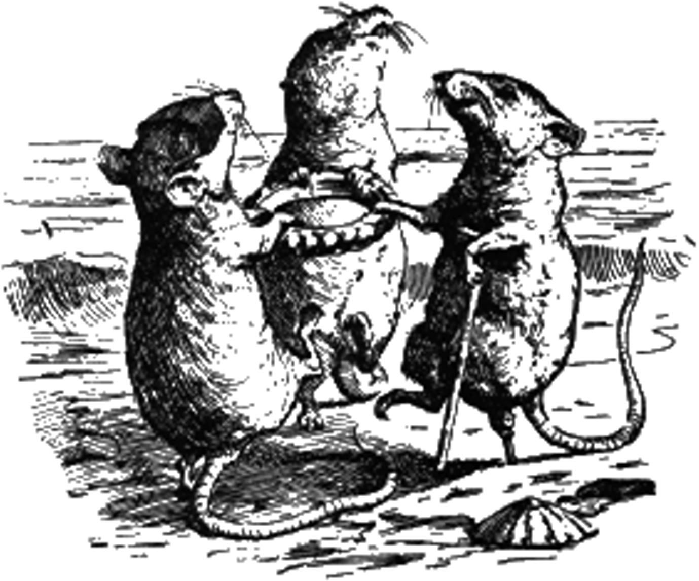 Three Blind Mice Andrew Lang