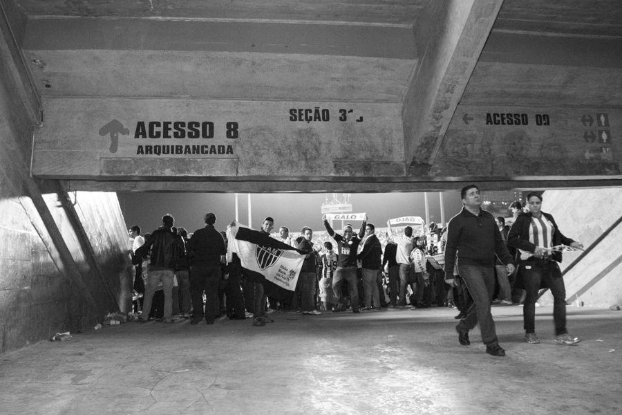 CLUBE ATLÉTICO MINEIRO BY DANIEL TEOBALDO — IBWM