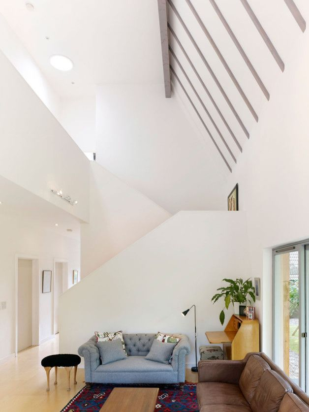 Staircase From Woodbridge Home Grand Designs Jerry Tate Architects