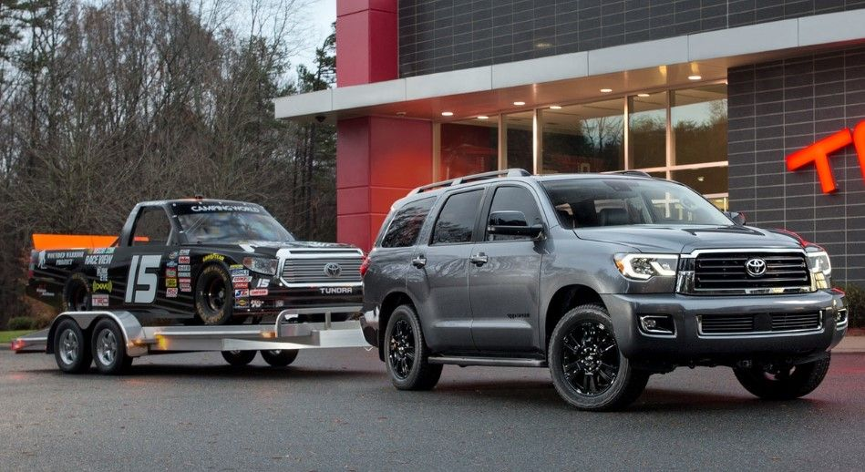 2020 Toyota Sequoia Redesign, Price, Release Date, Engine