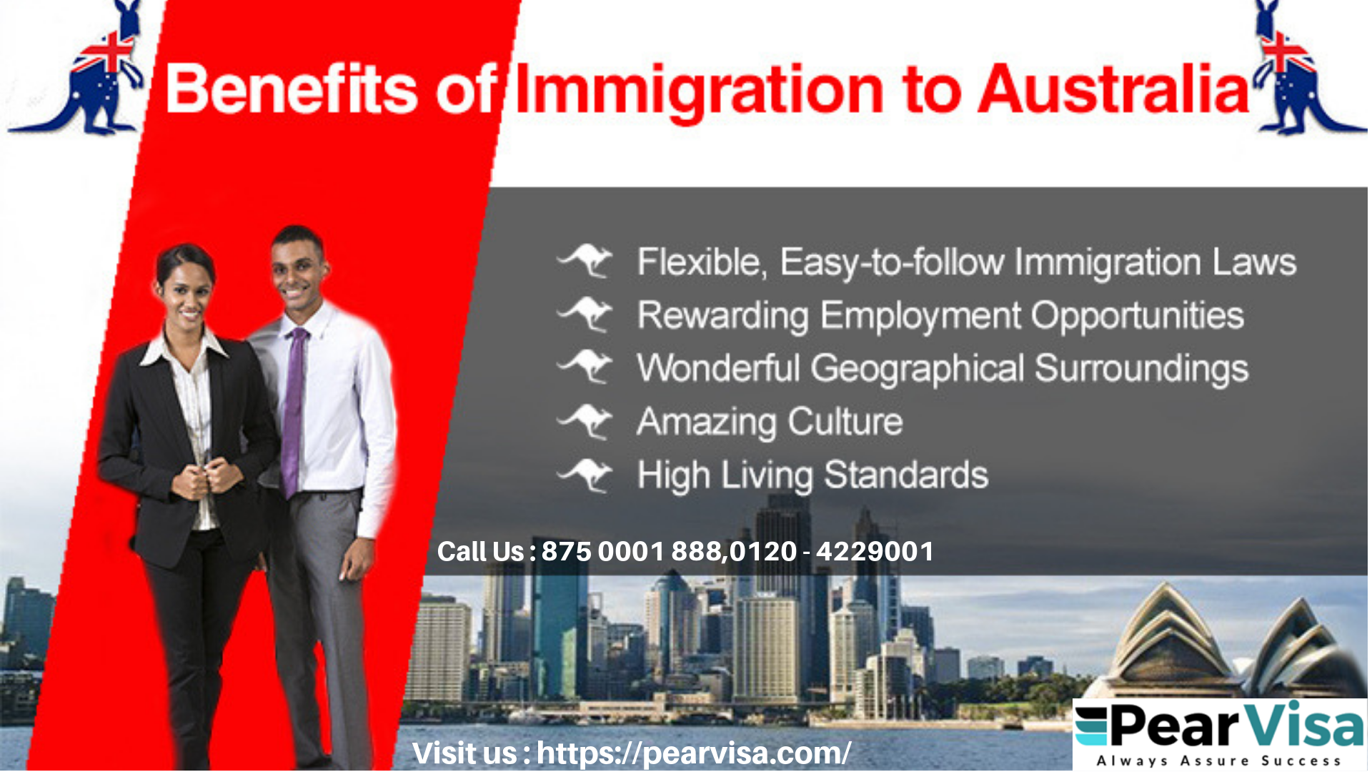 Pin by Pear Visa on Best Immigration Consultants For