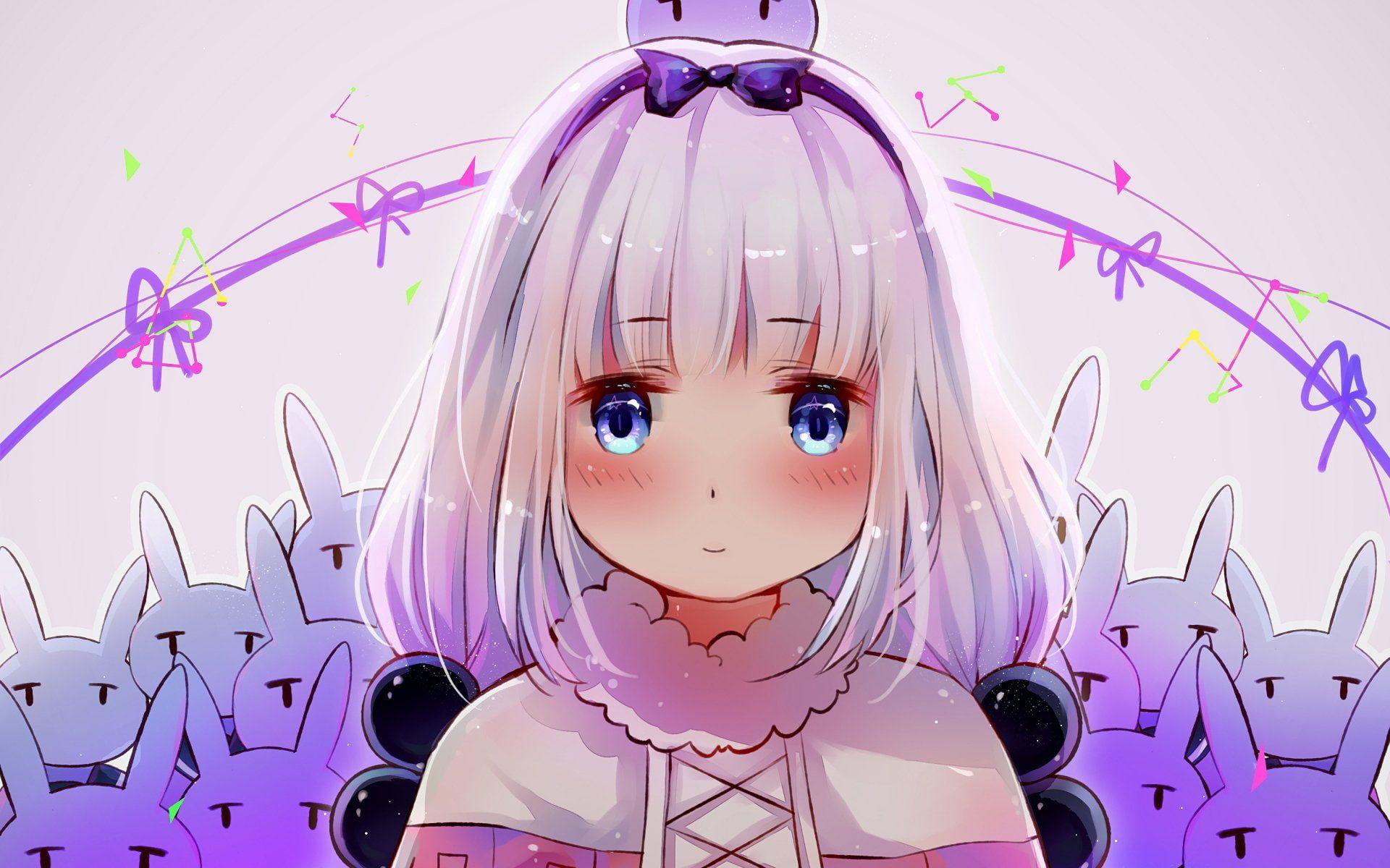 Anime Miss Kobayashi's Dragon Maid Kanna Kamui 1080P