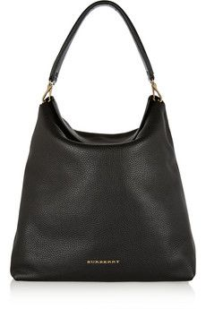 Burberry Shoes & Accessories Textured-leather tote | NET-A-PORTER
