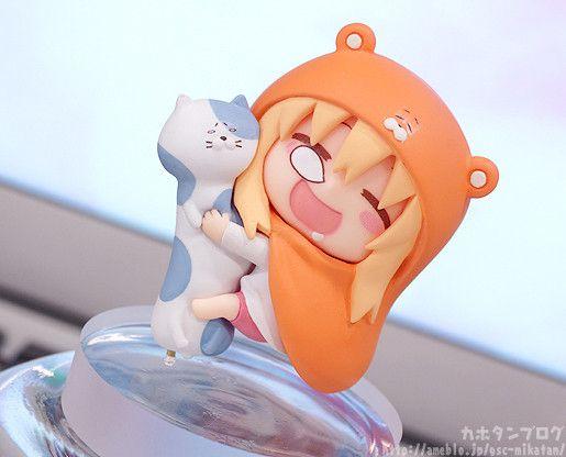 """Crunchyroll - Good Smile Company Previews """"Himouto! Umaru-chan"""" Trading Figures"""