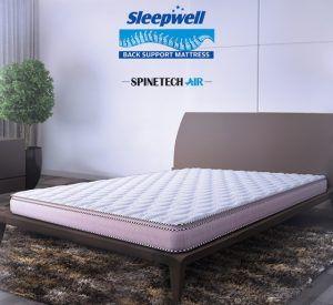 Sleepwell Spinetec Air Mattress
