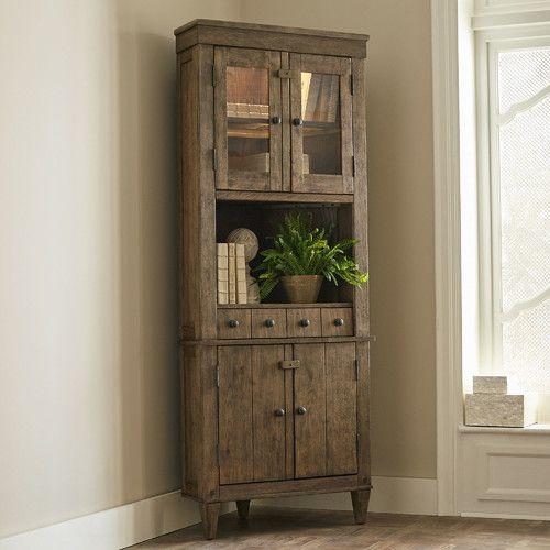Derrickson Corner Cabinet Birchlane