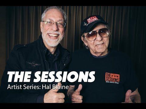 HAL BLAINE (2017) - Legendary drummer (Wrecking Crew & 1000's songs!) - YouTube