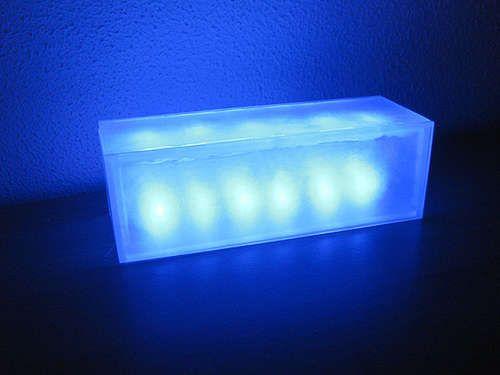 Music Led Light Box Led Light Box Led Light Projects Led Diy