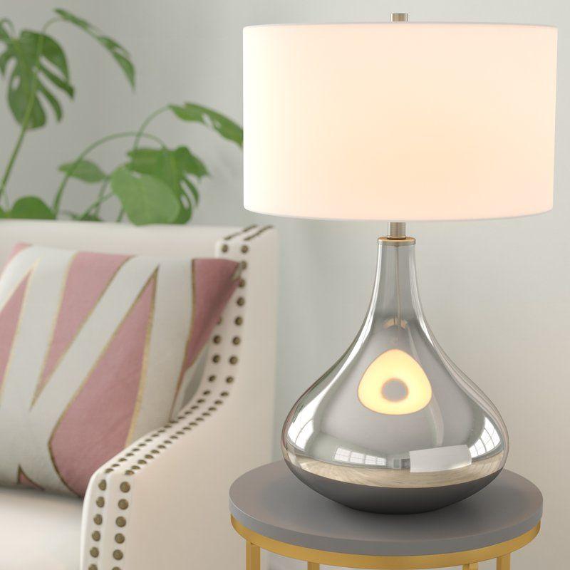 Mercer41 Halina Table Lamp Reviews Wayfair Table Lamp Lamp Lamp Sets