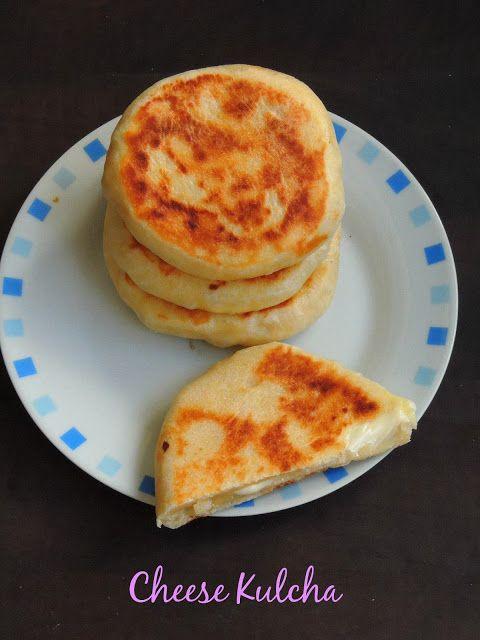 Cheese kulcha breakfast dinner pinterest cheese rotis and recipes cheese kulcha forumfinder Choice Image