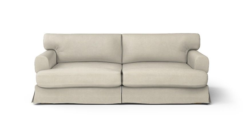 Superb L Seats Loose Fit Round Arm Sofa Slipcover Diy Furniture Creativecarmelina Interior Chair Design Creativecarmelinacom