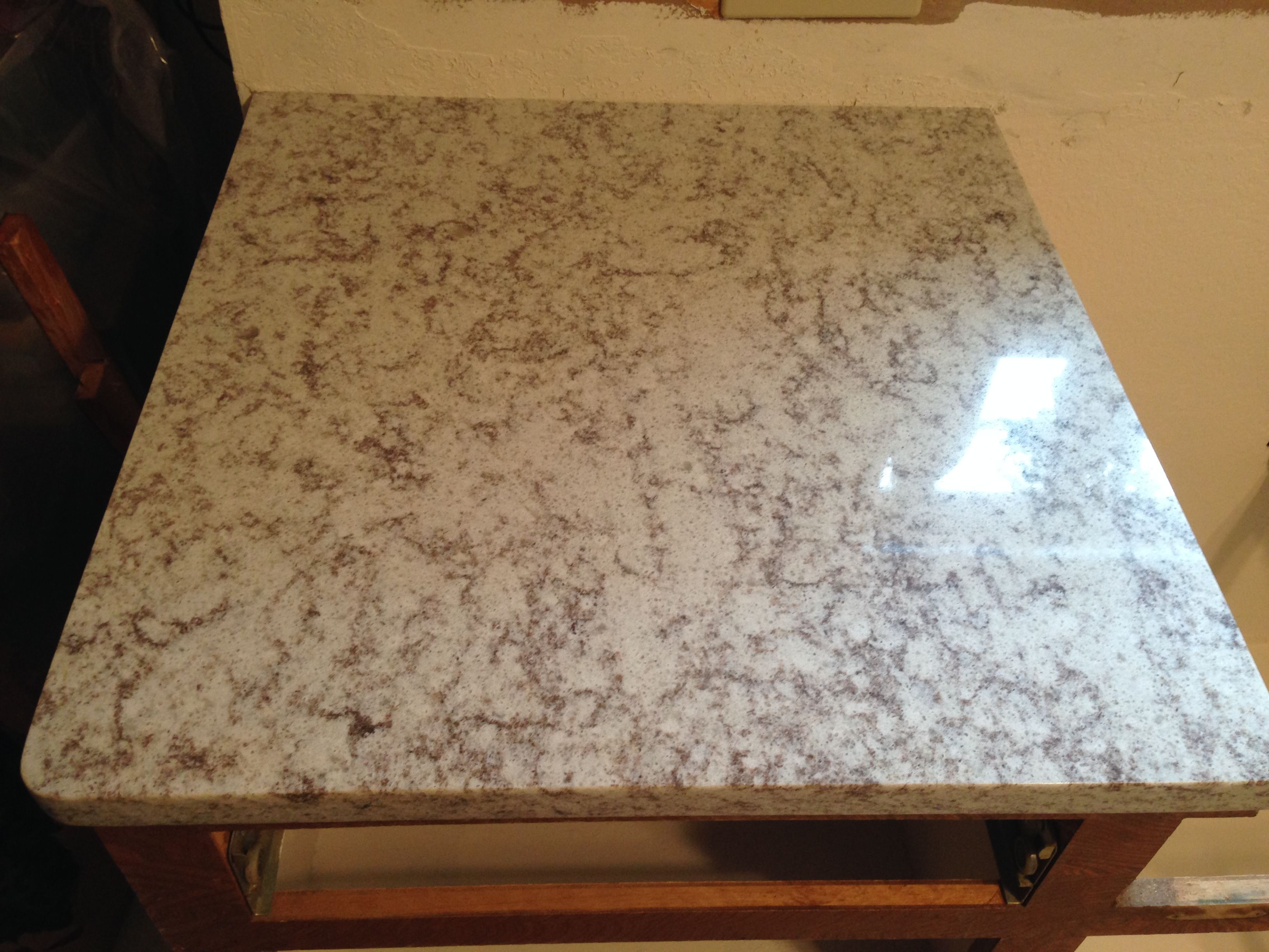 Allen And Roth Countertops Angel Ash Quartz 1060 Worth Every Penny Chateau De