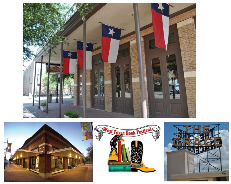 Texas Literary Destinations