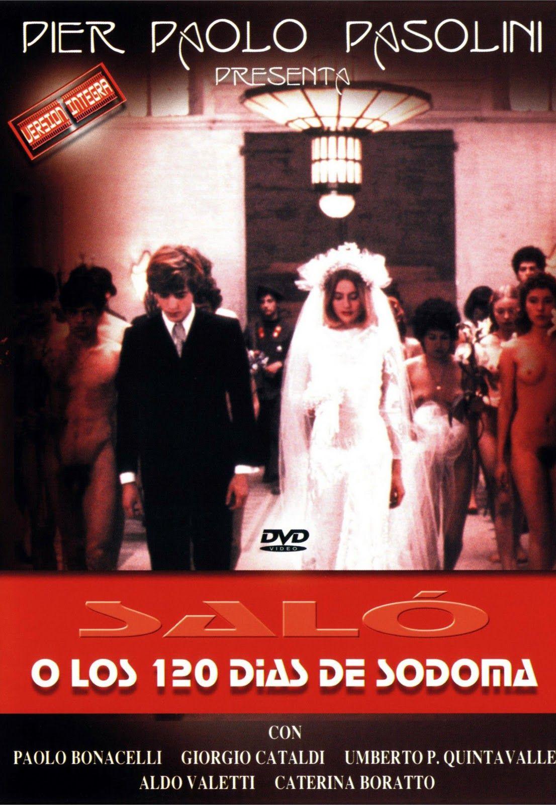 Pier Paolo Pasolini Salo O 120 Dias De Sodoma Movie Posters Movies Poster