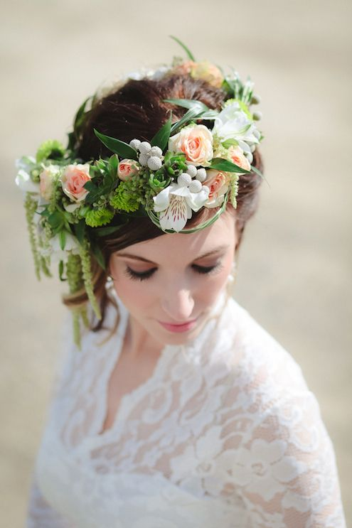 Rustic Bohemien Styled Shoot | One to Wed {Photos by Jacqueline Marie Photography}