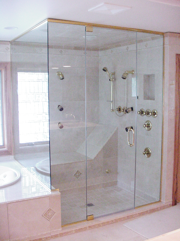 Images Of Heavy Shower Doors Frameless Shower Enclosure With