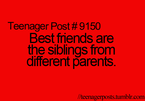 TEENAGER POST | Perfect Words | Pinterest | Teenager posts ... |Teenager Post About Friendship