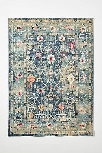 New Home And Furniture Decor For Summer Anthropologie In 2020 Oriental Area Rugs Traditional Area Rugs Colorful Rugs