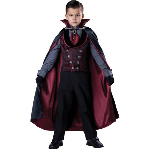 Midnight Count Costume for Kids Costumes and Halloween costumes - mens halloween ideas