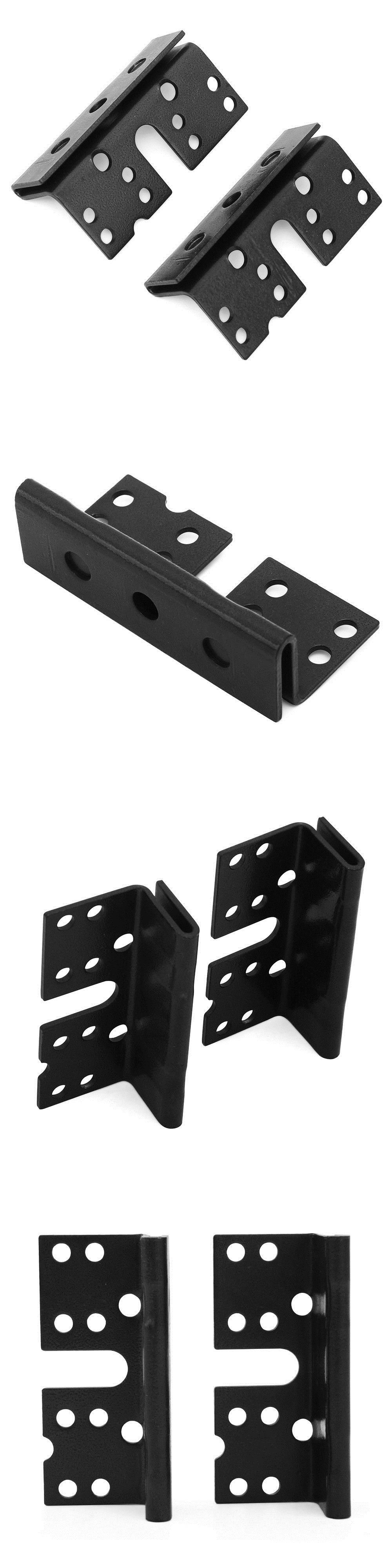 Details about 2P Headboard / Footboard Bed Rail Hanger