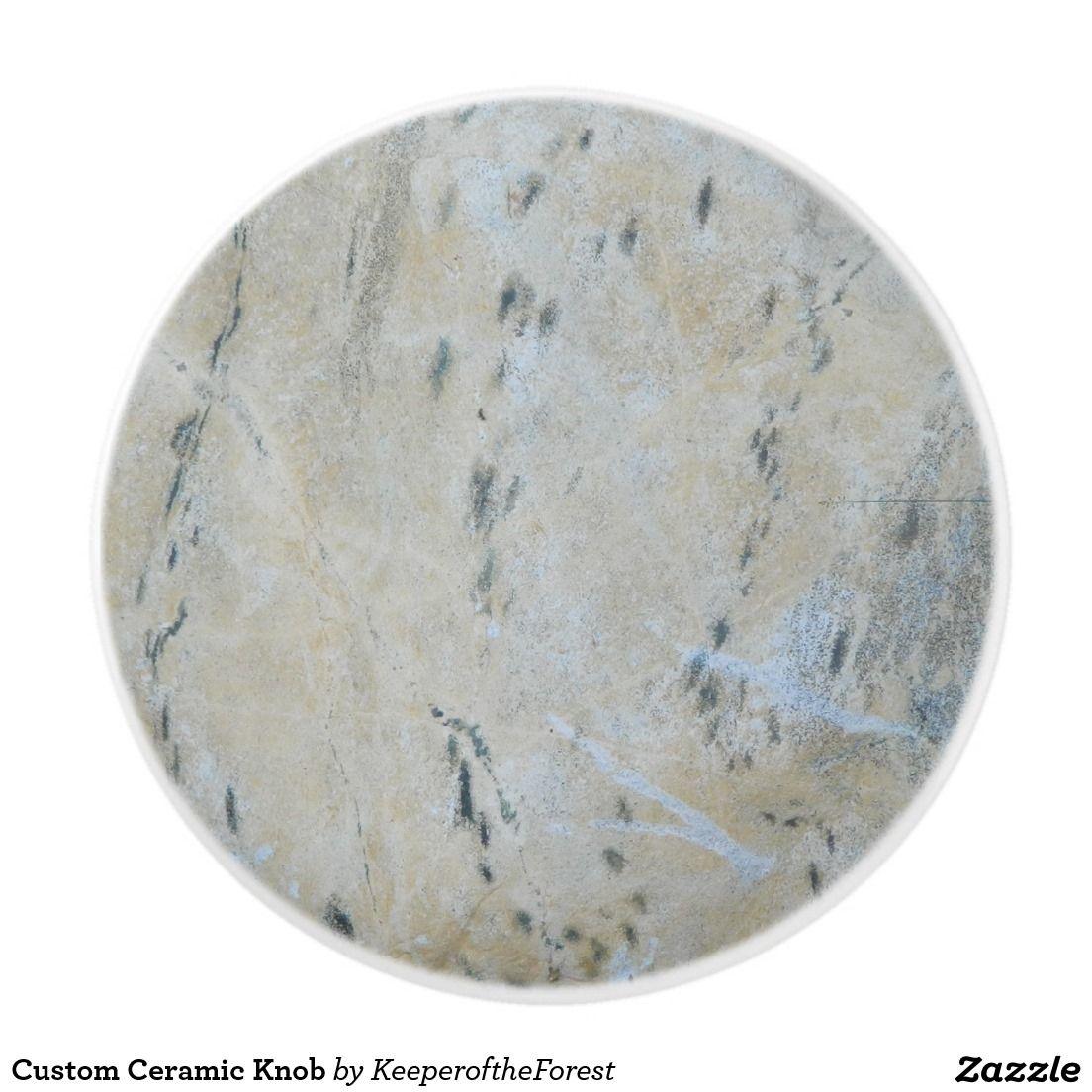Custom Ceramic Knob