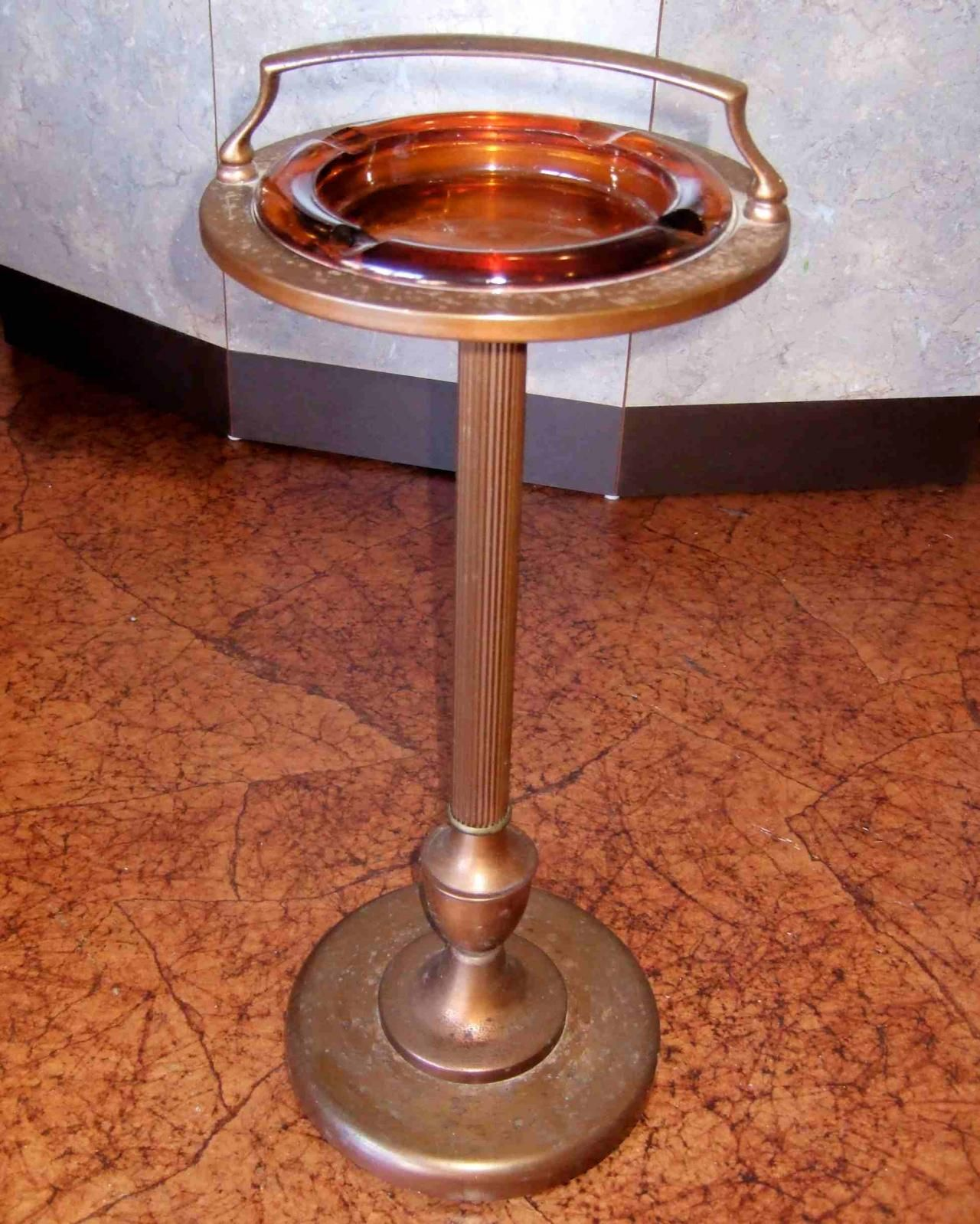 Vintage Ashtray Stand 24 Quot Tall Looks Just Like My