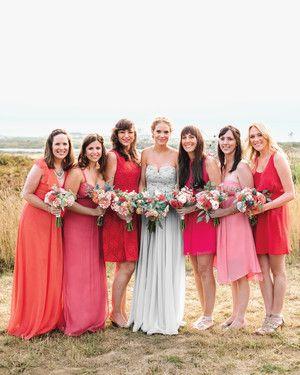 Anna Thomas and Timothy Lucas pull off a DIY wedding reminscent of summer camp at a California coastal resort.
