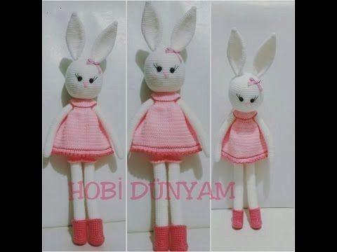 Photo of #strickspielzeug #amigurumi #crochet #rabbit #making #