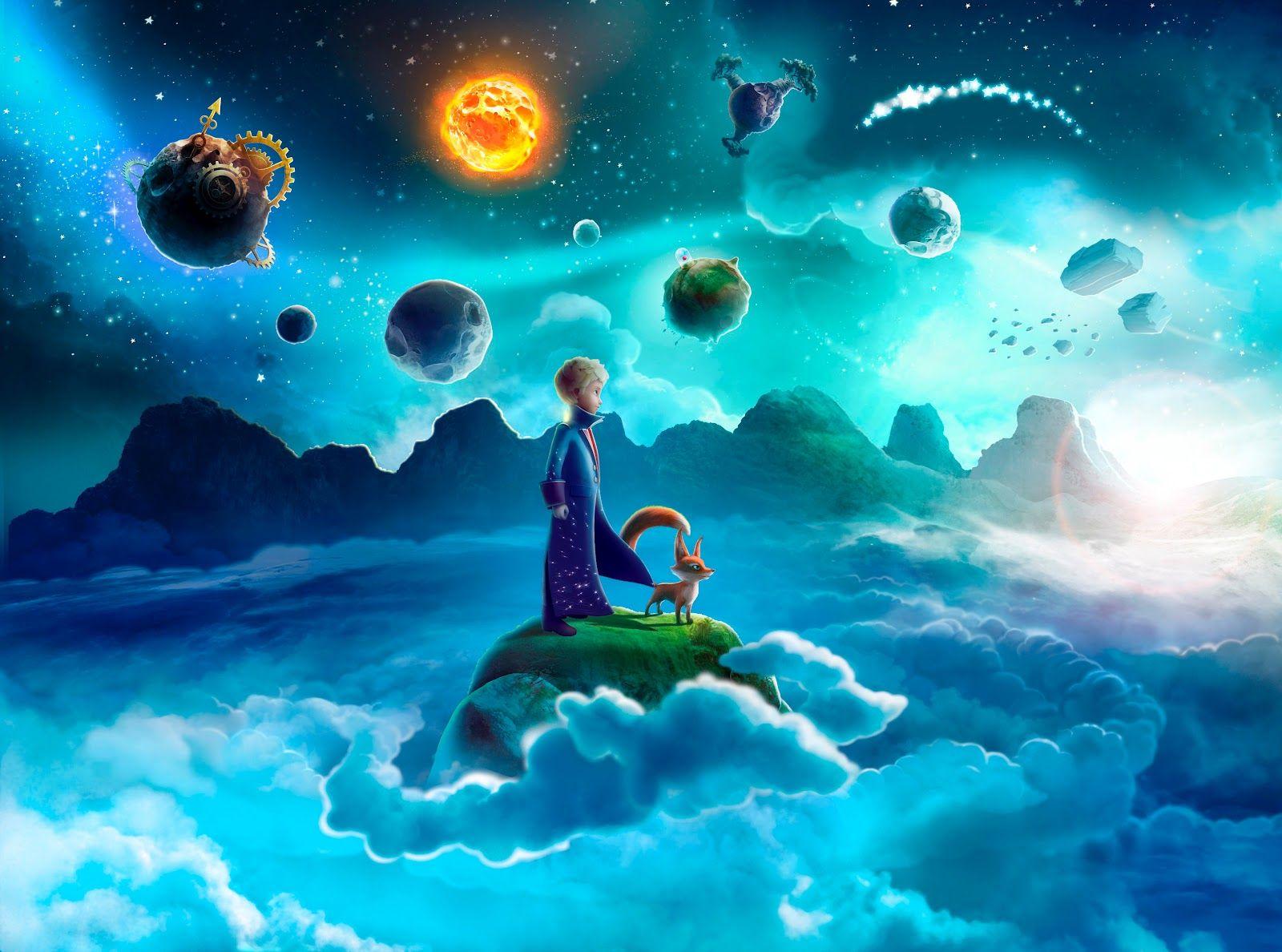 Le Petit Prince Imagenes del principito, El principito