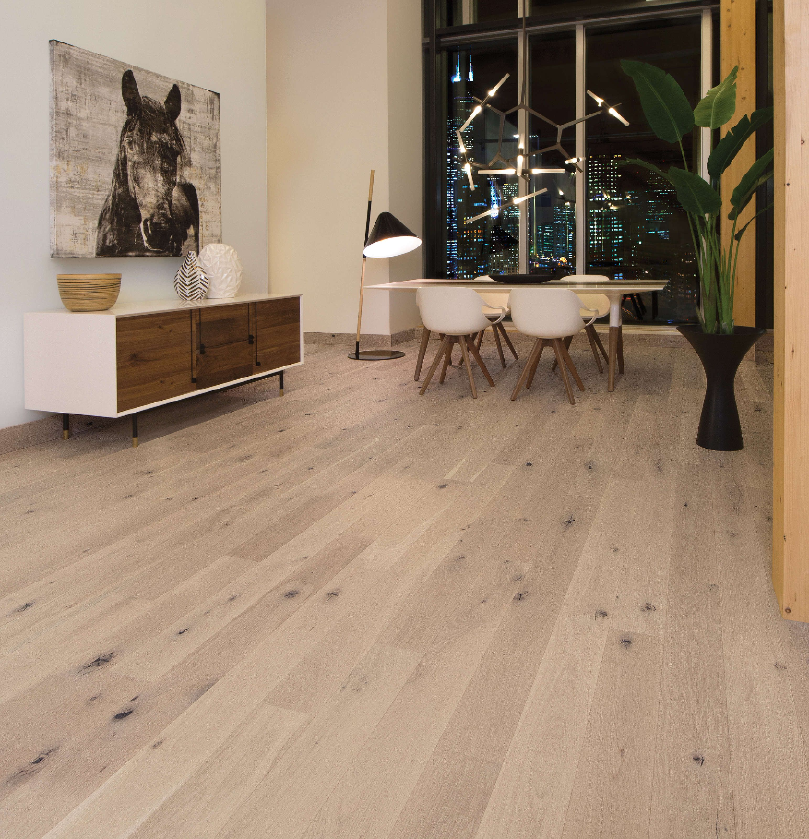 Mirage Floors The World S Finest And Best Hardwood White Oak Mist Heavy Character Flaircollection Duramatt Whiteoak