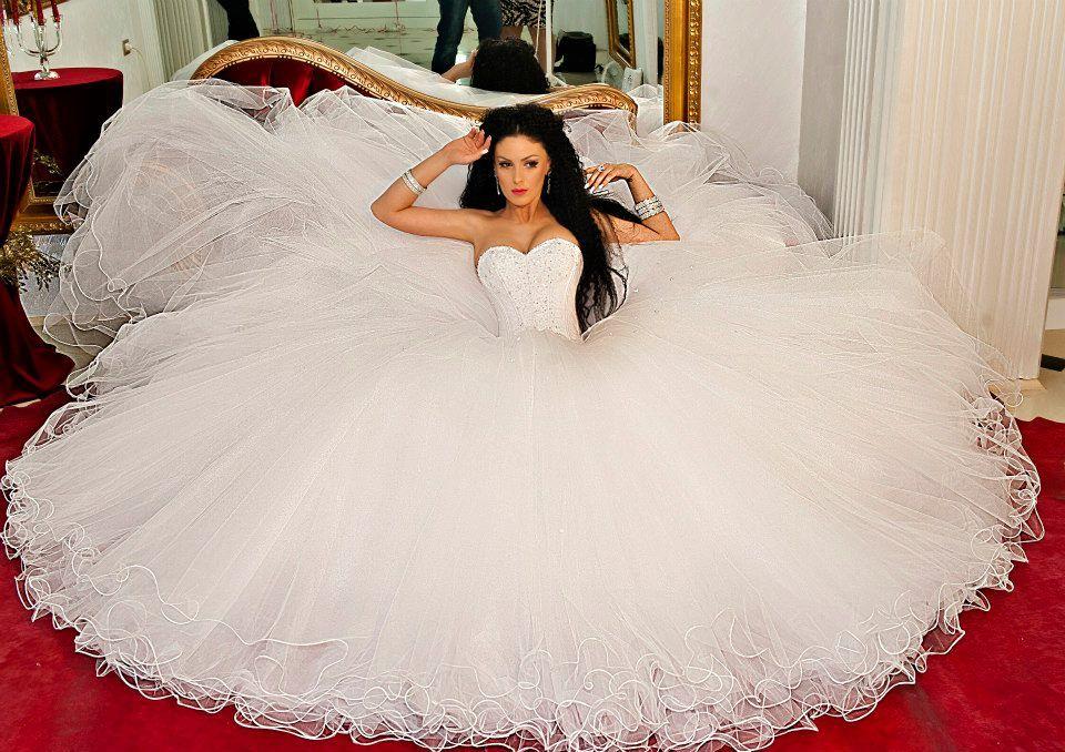 Puffy Dresses, Wedding Dress